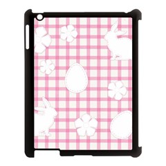 Easter Patches  Apple Ipad 3/4 Case (black) by Valentinaart