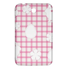 Easter Patches  Samsung Galaxy Tab 3 (7 ) P3200 Hardshell Case  by Valentinaart