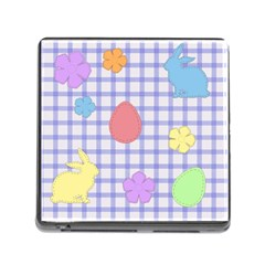 Easter Patches  Memory Card Reader (square)