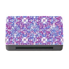 Cracked Oriental Ornate Pattern Memory Card Reader With Cf by dflcprints