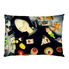 Food Pillow Case (two Sides) by snowwhitegirl