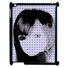 Heartwill Apple Ipad 2 Case (black) by snowwhitegirl