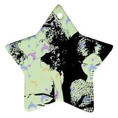 Mint Wall Ornament (Star)