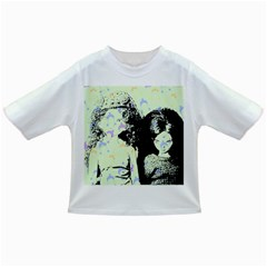 Mint Wall Infant/Toddler T-Shirts