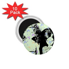 Mint Wall 1.75  Magnets (10 pack)