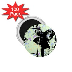 Mint Wall 1 75  Magnets (100 Pack)  by snowwhitegirl