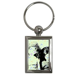 Mint Wall Key Chains (Rectangle)
