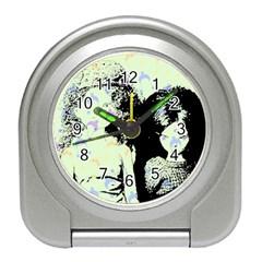 Mint Wall Travel Alarm Clocks