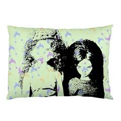 Mint Wall Pillow Case