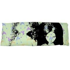 Mint Wall Body Pillow Case (Dakimakura)