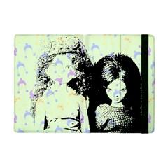 Mint Wall Apple iPad Mini Flip Case