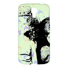 Mint Wall Samsung Galaxy S4 I9500/I9505 Hardshell Case