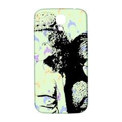 Mint Wall Samsung Galaxy S4 I9500/I9505  Hardshell Back Case
