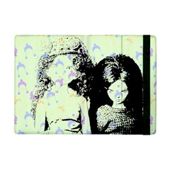 Mint Wall iPad Mini 2 Flip Cases