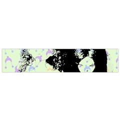 Mint Wall Small Flano Scarf