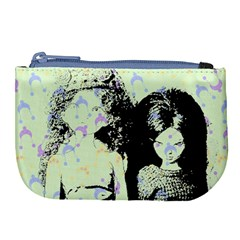 Mint Wall Large Coin Purse