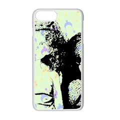 Mint Wall Apple iPhone 7 Plus Seamless Case (White)