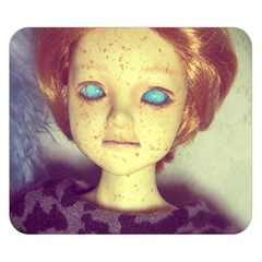 Freckley Boy Double Sided Flano Blanket (small)  by snowwhitegirl