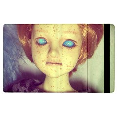 Freckley Boy Apple Ipad Pro 9 7   Flip Case by snowwhitegirl
