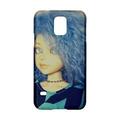 Blue Hair Boy Samsung Galaxy S5 Hardshell Case  by snowwhitegirl
