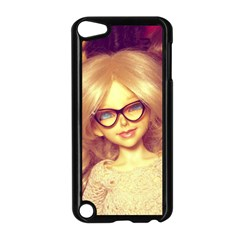 Girls With Glasses Apple Ipod Touch 5 Case (black) by snowwhitegirl