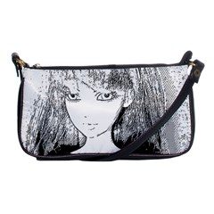 Girl Shoulder Clutch Bags by snowwhitegirl