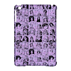 Lilac Yearbok Apple Ipad Mini Hardshell Case (compatible With Smart Cover) by snowwhitegirl
