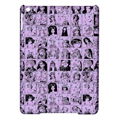 Lilac Yearbok Ipad Air Hardshell Cases by snowwhitegirl
