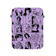 Lilac Yearbook 2 Apple Ipad 2/3/4 Protective Soft Cases by snowwhitegirl