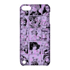 Lilac Yearbook 1 Apple Ipod Touch 5 Hardshell Case With Stand by snowwhitegirl