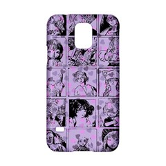 Lilac Yearbook 1 Samsung Galaxy S5 Hardshell Case  by snowwhitegirl