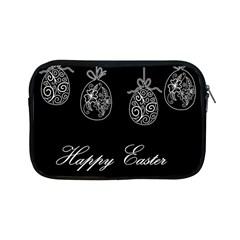 Easter Eggs Apple Ipad Mini Zipper Cases by Valentinaart