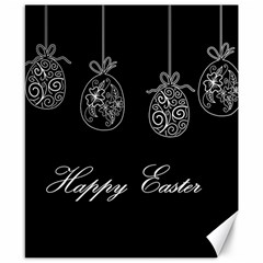 Easter Eggs Canvas 8  X 10  by Valentinaart