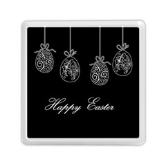 Easter Eggs Memory Card Reader (square)  by Valentinaart