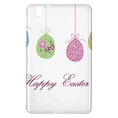Easter Eggs Samsung Galaxy Tab Pro 8 4 Hardshell Case by Valentinaart