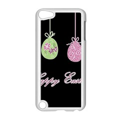 Easter Eggs Apple Ipod Touch 5 Case (white) by Valentinaart