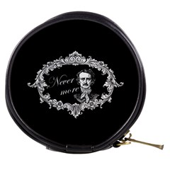 Edgar Allan Poe    Never More Mini Makeup Bags by Valentinaart