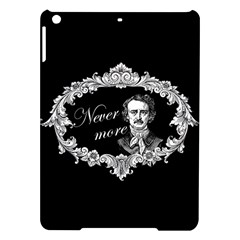 Edgar Allan Poe    Never More Ipad Air Hardshell Cases by Valentinaart