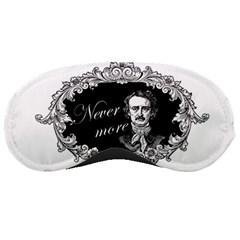 Edgar Allan Poe    Never More Sleeping Masks by Valentinaart