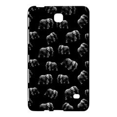 Elephant Pattern Samsung Galaxy Tab 4 (8 ) Hardshell Case  by Valentinaart