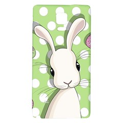 Easter Bunny  Galaxy Note 4 Back Case by Valentinaart