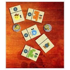 Medium Sized Bag For Barenpark Bonus Tiles By David Gullett Email   Drawstring Pouch (medium)   Atnfkmif7u9z   Www Artscow Com Back