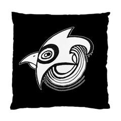 Bird Standard Cushion Case (two Sides) by ValentinaDesign