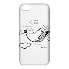 Bird Apple Iphone 5c Hardshell Case by ValentinaDesign