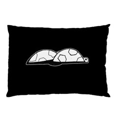 Turtle Pillow Case (two Sides) by ValentinaDesign