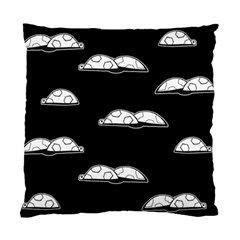 Turtle Standard Cushion Case (one Side) by ValentinaDesign