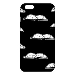Turtle Iphone 6 Plus/6s Plus Tpu Case by ValentinaDesign