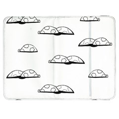 Turtle Samsung Galaxy Tab 7  P1000 Flip Case by ValentinaDesign