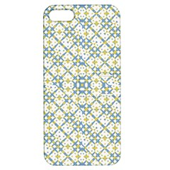 Vivid Check Geometric Pattern Apple Iphone 5 Hardshell Case With Stand by dflcprints