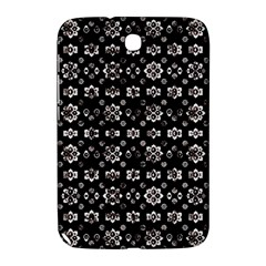 Dark Luxury Baroque Pattern Samsung Galaxy Note 8 0 N5100 Hardshell Case  by dflcprints